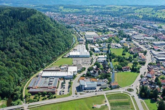 In Schopfheim gibt es Wirbel um den Störfallstatus der Firma Würth