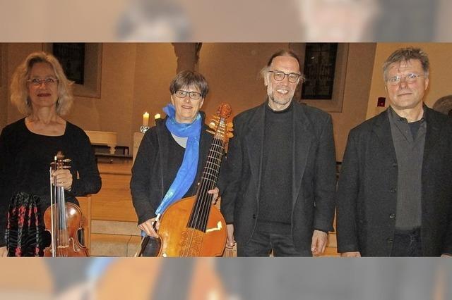 Vom geistlichen Konzert zur Kantate