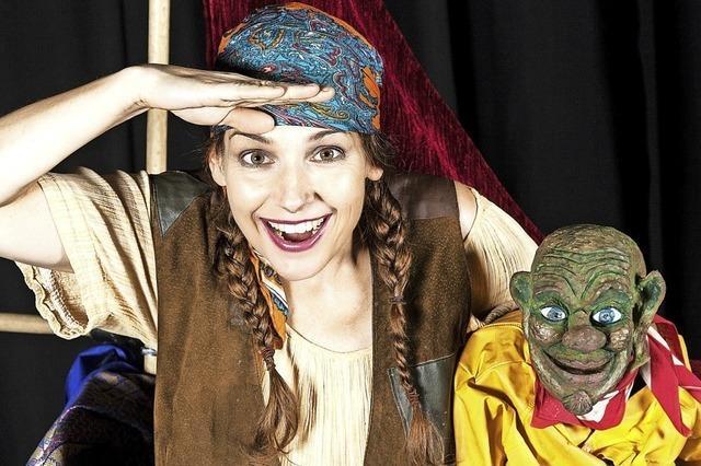 Theater Sturmvogel: Mini Mutig und das Meer. In Löffingen und in Titisee-Neustadt