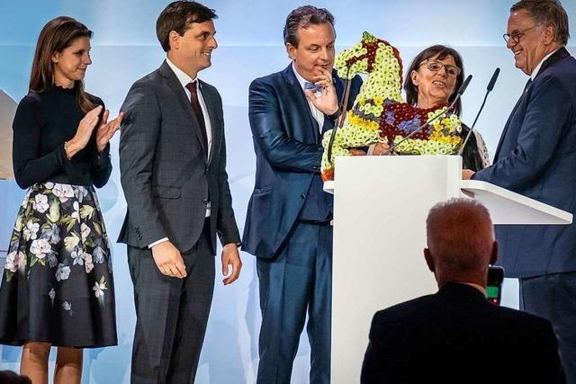Foto: 70. Geburtstag von Europa-Park-Chef Roland Mack