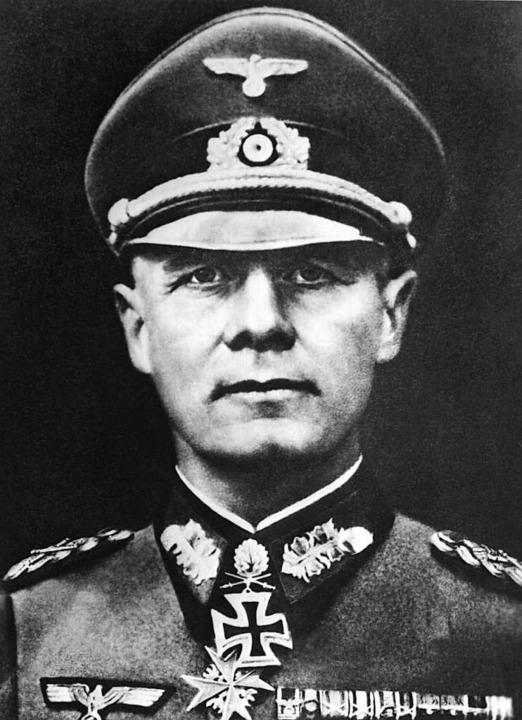 Hochdekorierter General des Zweiten We...Rommel (undatierte Aufnahme nach 1941)  | Foto: dpa (dpa)