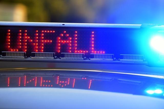 22-jährige Motorradfahrerin in Freiburg tödlich verunglückt