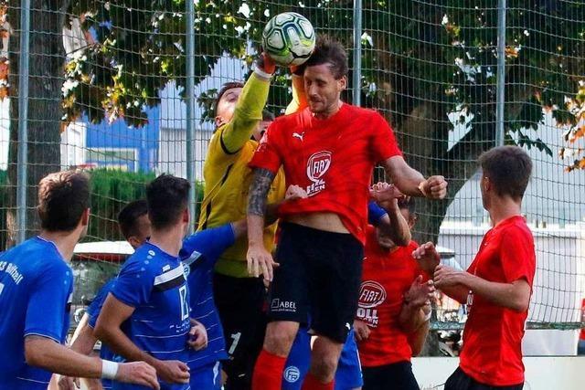 Ein Schritt in die richtige Richtung für den FC Auggen