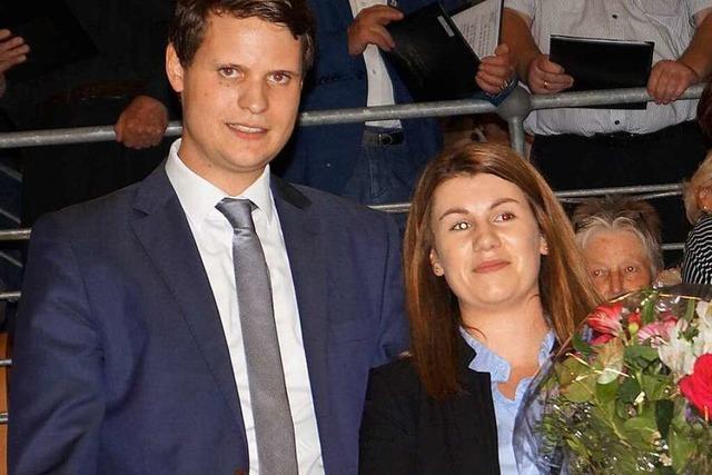 So war der Wahlabend bei der Bürgermeisterwahl 2019 in Badenweiler