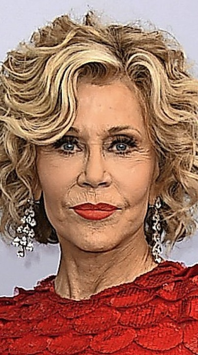Fonda    Foto: Jordan Strauss (dpa)