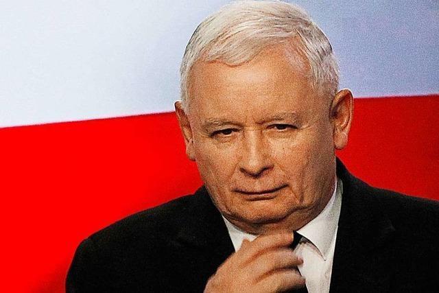 Jaroslaw Kaczynski und seine PiS gewinnen die Wahl in Polen