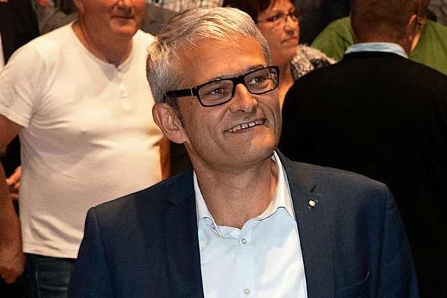 Müllheim hat Martin Löffler als sichere Bank auserkoren