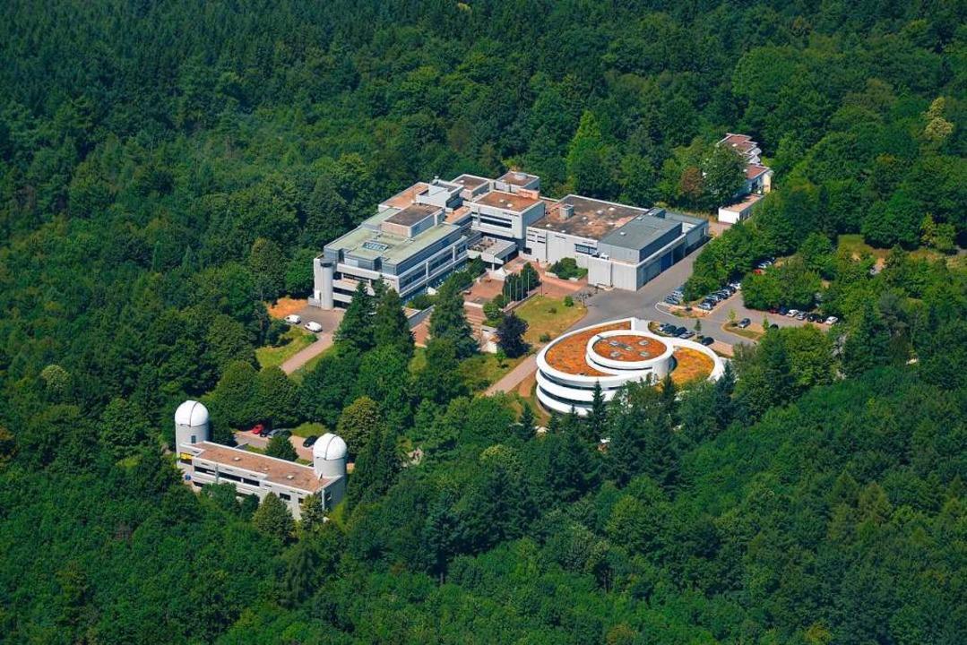 Spitzenforschung hautnah: das Max-Planck-Institut für Astronomie  | Foto: Sebastian Egner, Max-Planck-Institut für Astronomie