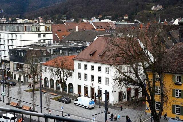 Landtagspräsidentin Aras unterstützt Freiburger NS-Dokuzentrum