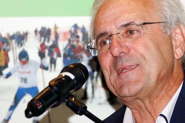Wirbser-Nachfolger: Manfred Kuner führt den Skiverband Schwarzwald