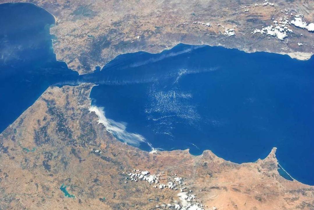 Mittelmeer: Wird weiter so viel Grundw...teleuropas sowie Nordafrikas kritisch.  | Foto: --- (dpa)