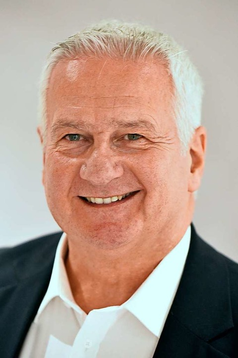 Hans-Peter Klein ist seit 2013 Narrenm...dem Konvent wurde er im Amt bestätigt.  | Foto: Michael Bamberger