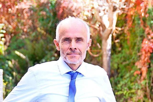 Bürgermeister Singer will nun ganz für Malsburg-Marzell da sein