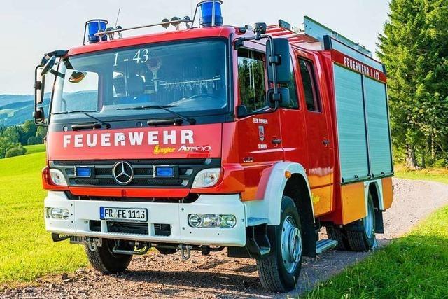 Kann man schon als Kind zur Feuerwehr?