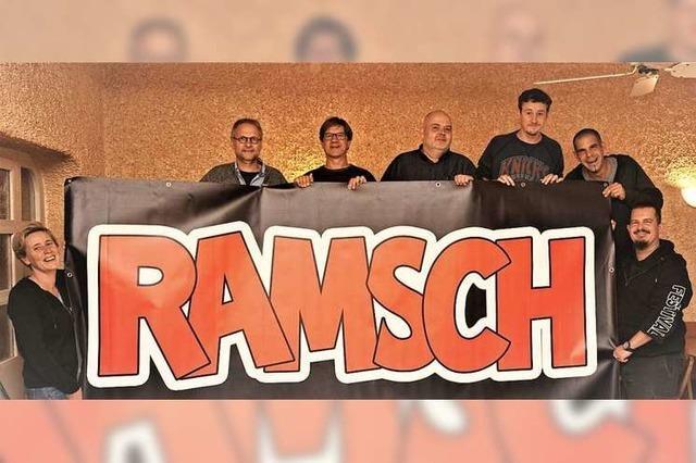 Zum 50. Geburtstag des Kult-Jugendclubs Ramsch steht eine Party im Schlachthof an