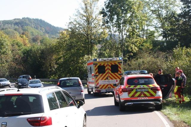Bahnverkehr bei Brennet steht wegen Unfall still