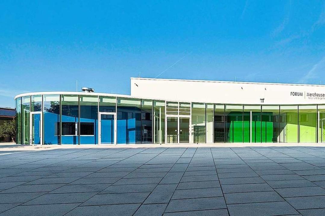 Das Forum Merzhausen eröffnete bereits Ende 2012.  | Foto: Bernhard Strauss