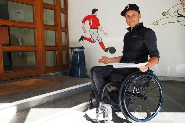 Viele Hürden sind für Menschen mit Behinderung zu hoch