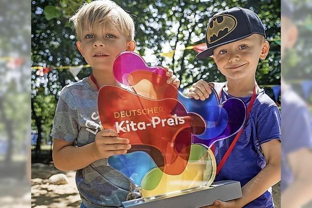 Emmendingen hofft auf den Deutschen Kita-Preis