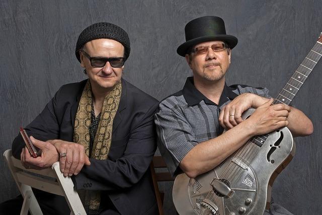 Blueskonzerte an fünf Spielorten in Lörrach, Weil und im Wiesental