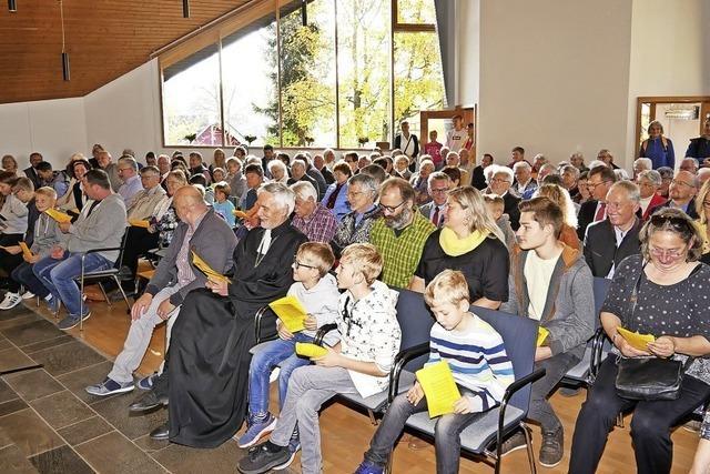 Erweiterung sichert die Petruskirche