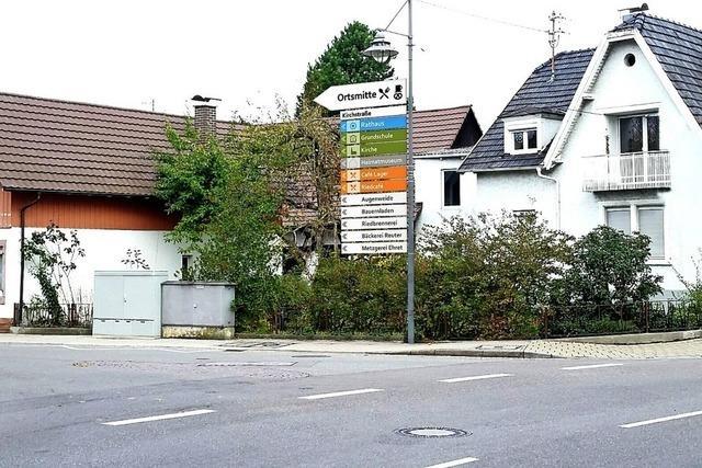 Neuried will in der Gemeinde den Schilderwald lichten