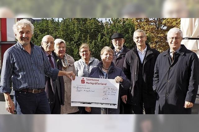 Eine Sonderrücklage ermöglicht gezielte Hilfe für das Pflegeheim