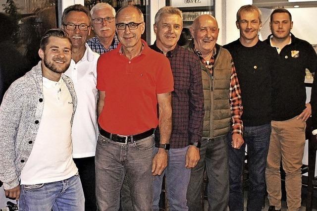 SV 08 Laufenburg hat drei neue Ehrenmitglieder