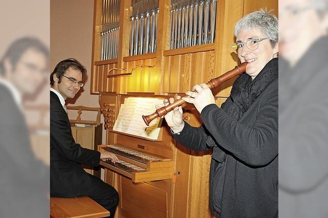 Musik der großen Meister des Barock