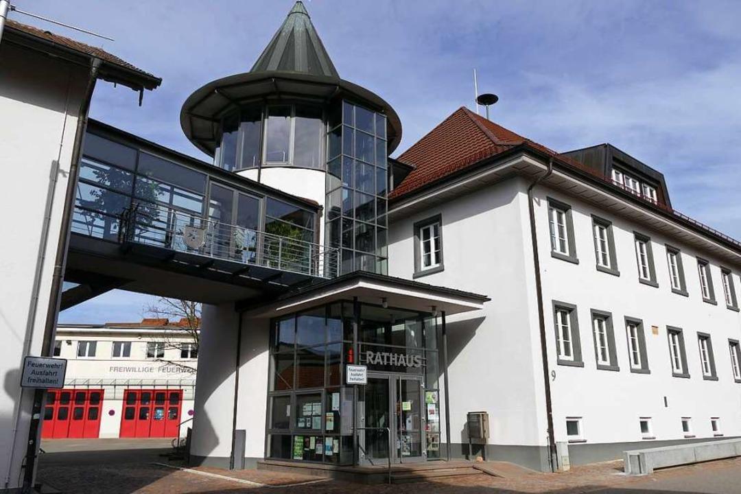 Heitersheim muss wieder zur Bürgermeisterwahl antreten.    Foto: Helena Hiss