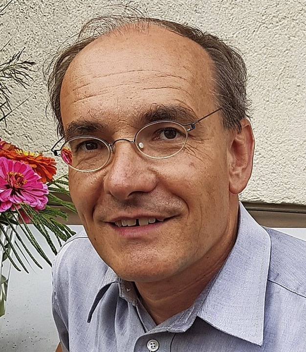 Pfarrer Uwe Schrempp  | Foto: Rosa di Nardo