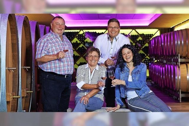 Ehrenpreis für Weingut Andreas Männle