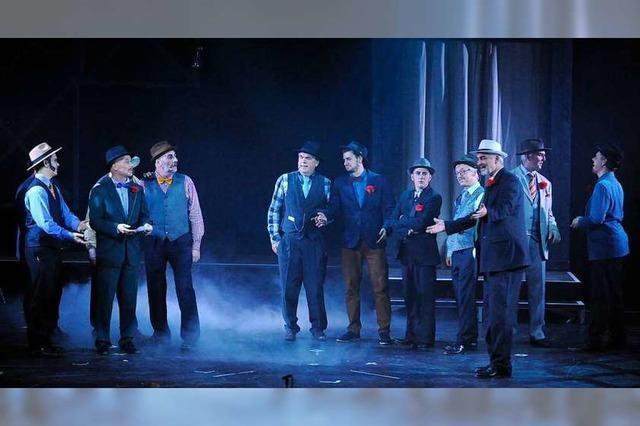 Denzlinger Kulturwoche schließt mit Broadway-Klassiker
