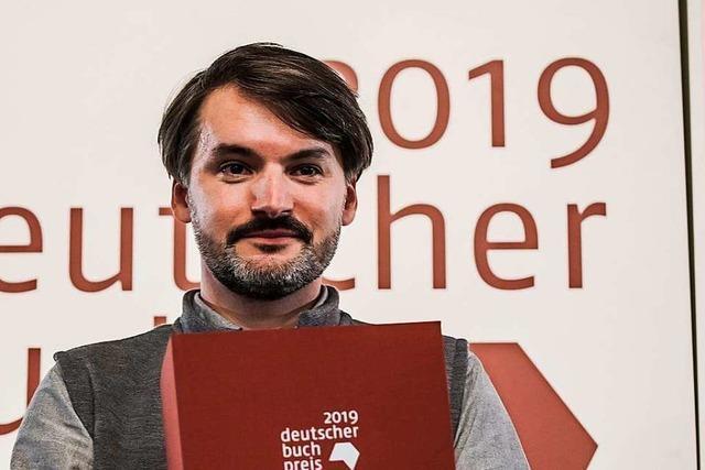 Der Deutsche Buchpreis geht an