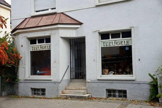 Bauausschuss stimmt nur knapp den Plänen für das Teelädele in Rheinfelden zu
