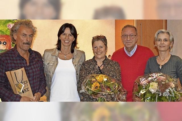 Nicole Grether führt neu den Kiwanis-Club Wiesental