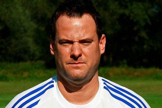 Murg-Coach Sven Oertel: