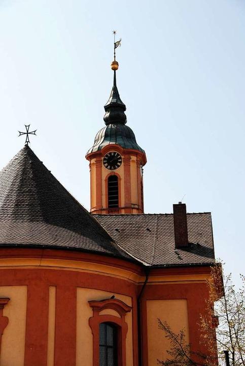Aus der Pfarrkirche St. Remigius hatte... Januar mehrere Gegenstände gestohlen.    Foto: Manfred Frietsch