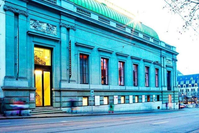 Das Architekturmuseum in Basel ist ein Haus, das in vielem besonders ist