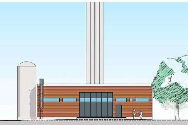 Neue Heizzentrale der Staudingerschule soll mehr Leistung bringen