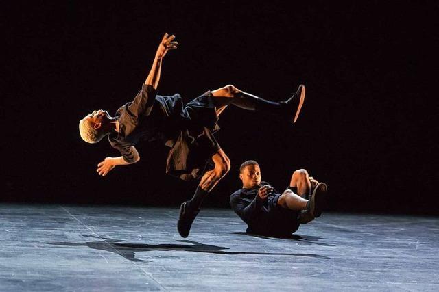 Dieses brasilianische Tanzstück ist eine Hommage an den HipHop
