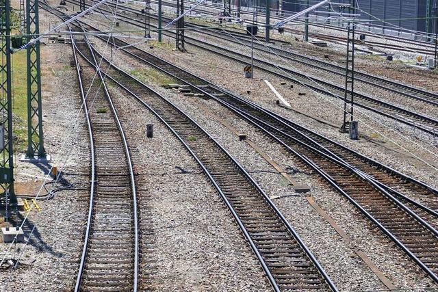 Westliches Gleis ab 5. November in Betrieb