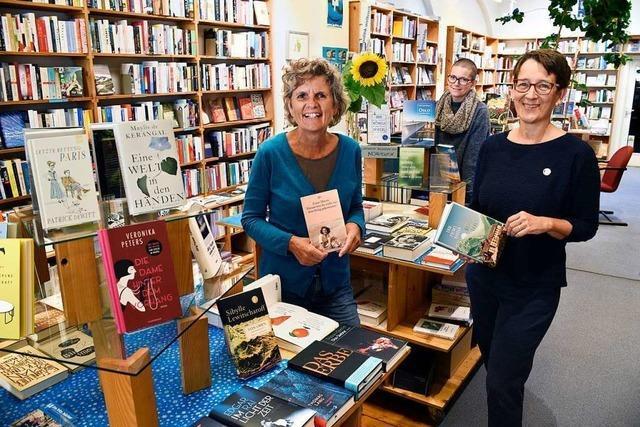 Zwei Buchhandlungen trotzen dem Online-Markt und erhalten Preise