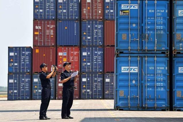 Nur noch 3,0 Prozent globales Wachstum in diesem Jahr erwartet