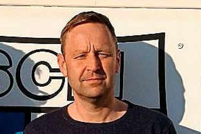 Christoph Schmidthäusler, SC Mengen: