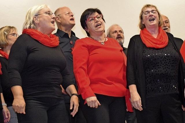 Neue Hymne für die Breisgauer Chöre