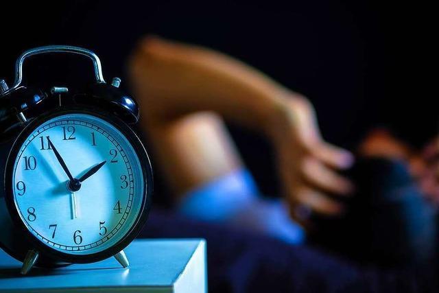 Viele Menschen haben Schlafstörungen - das hat auch soziale Folgen