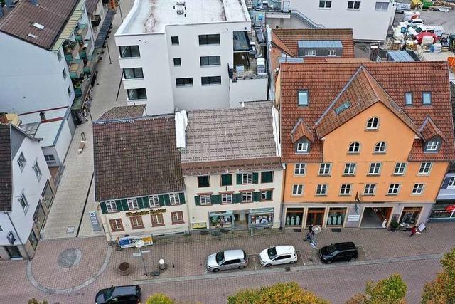Werden die beiden Uehlin-Häuser in Schopfheim abgerissen?