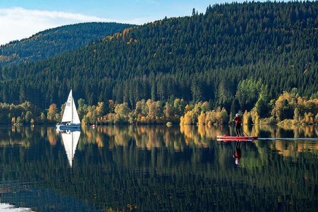 Breisgau-Hochschwarzwald ist tourismusstärkster Kreis im Land