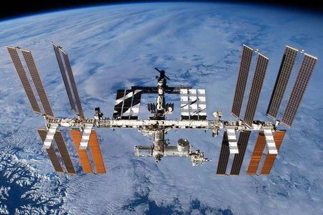 Kontakt mit der ISS: Schüler fragen, Astronauten antworten